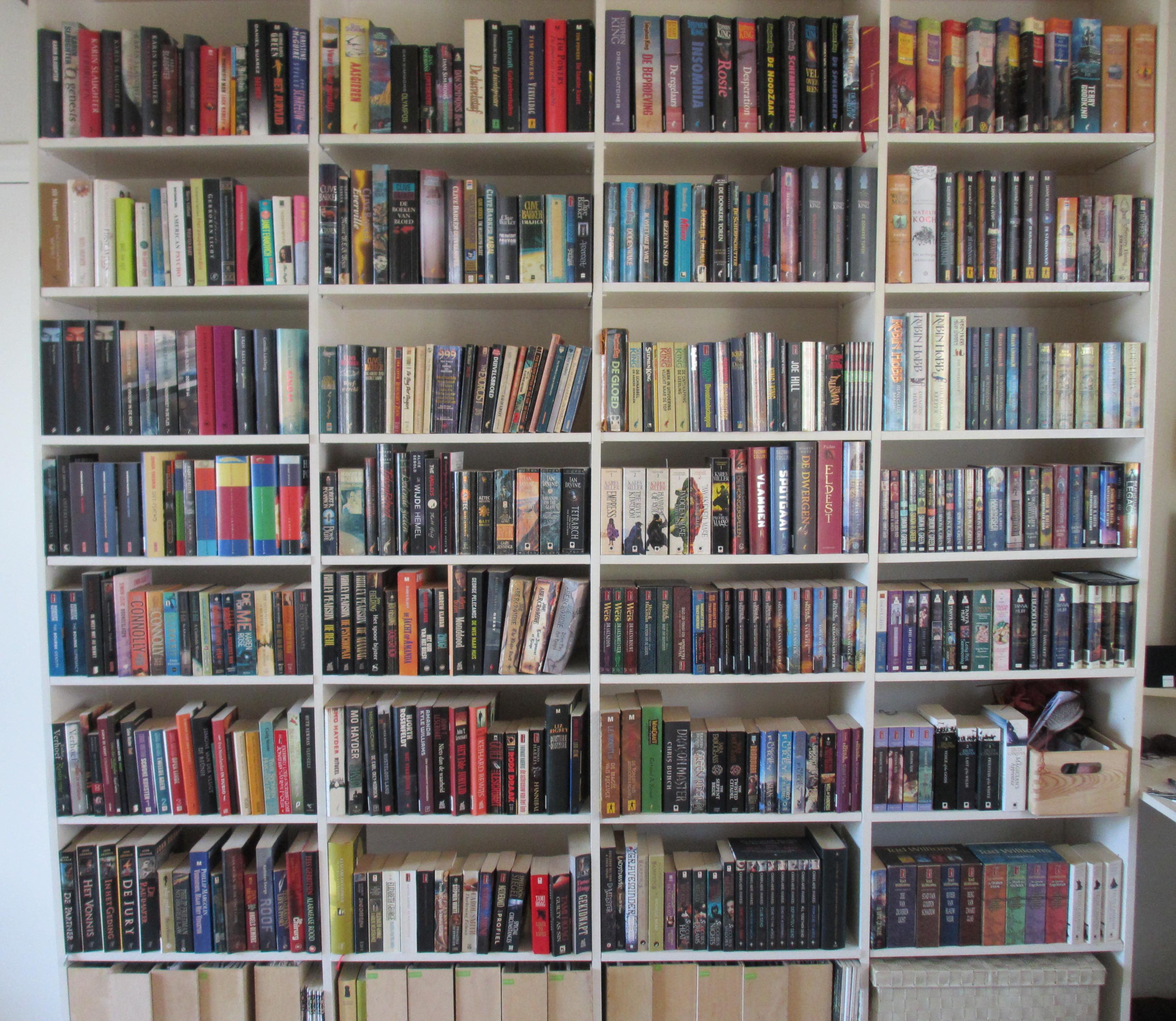 Archive Boeken Ontrafeld